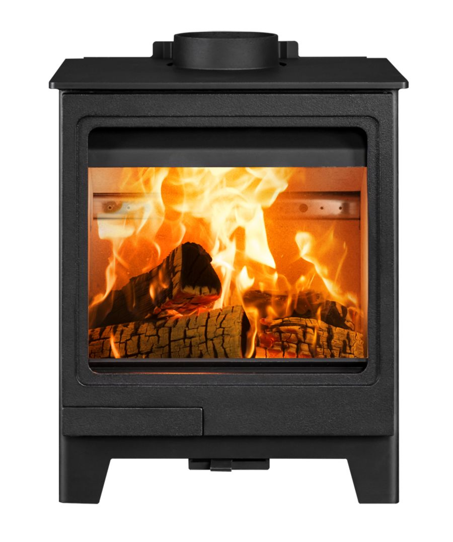 Hunter Herald Allure.04 Wood Burning Stove