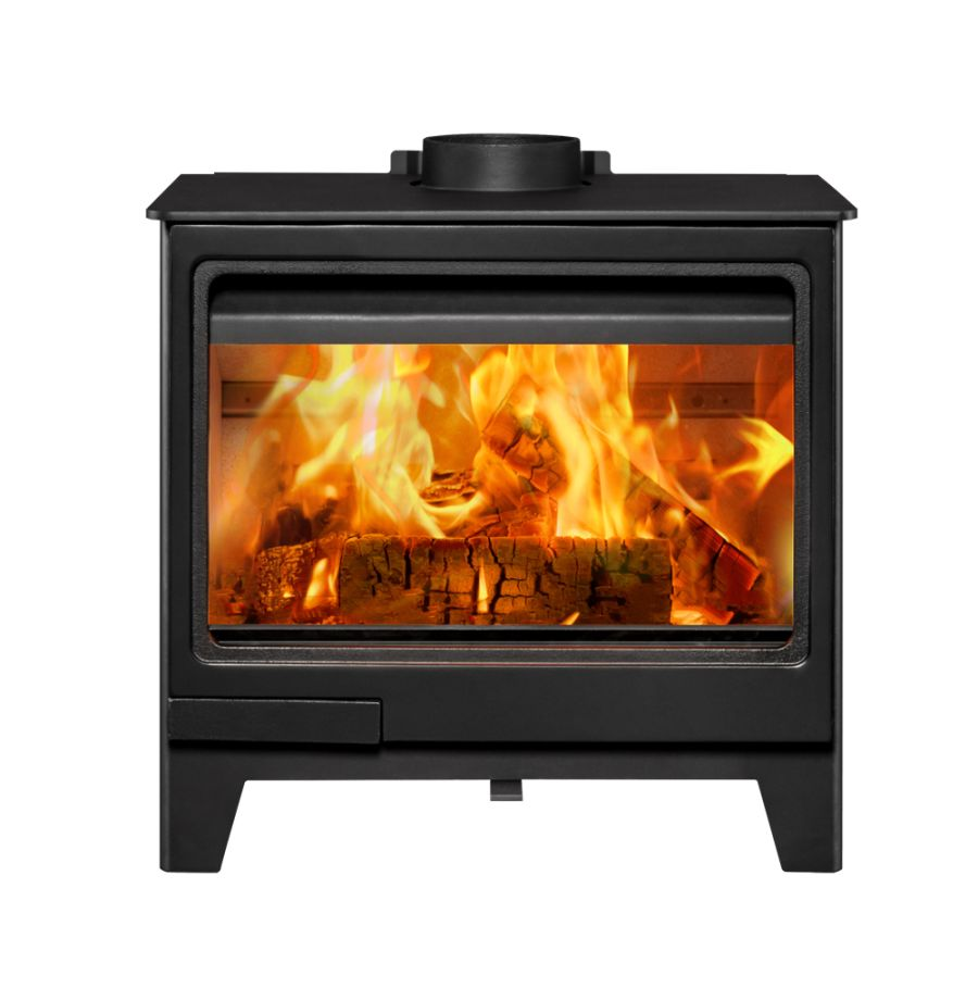Hunter Herald Allure.07 7kW Woodburning Stove