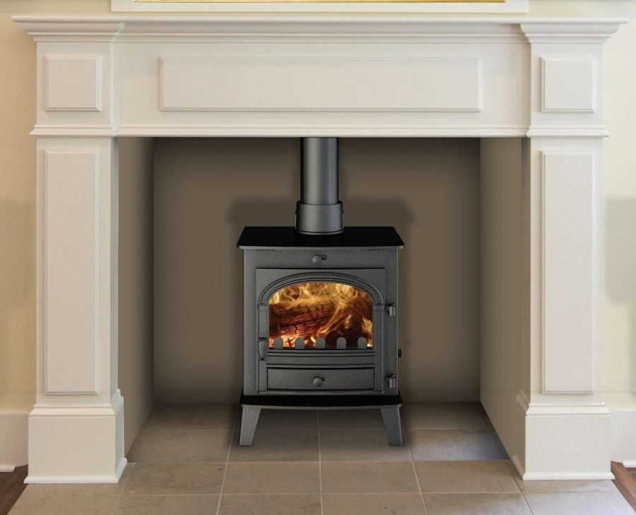 Hunter Parkray Consort 5 Compact 4.7kW Stove