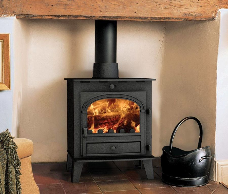 Hunter Parkray Consort 5 Slimline 4.4kW Stove