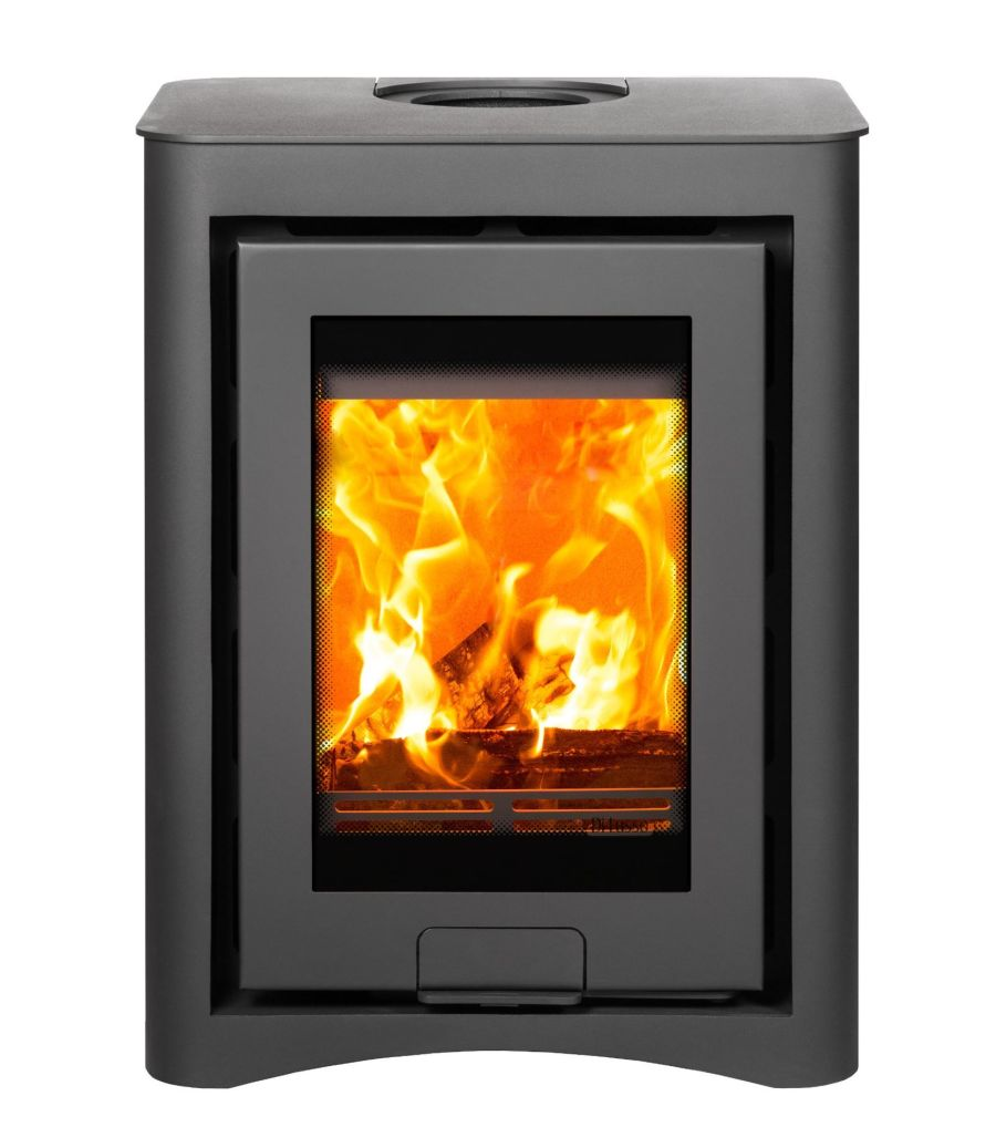 Di Lusso Eco R4 Cube 4.9kW Woodburning Stove