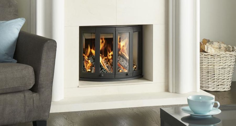 Nordpeis Ni 25 Wood Burning Fire