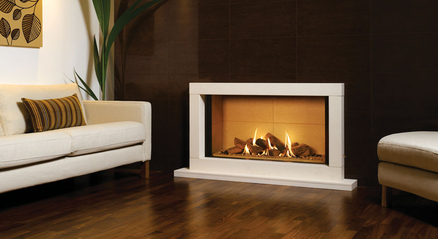 Gazco Riva2 1050 Sorrento 7kW Gas Fire