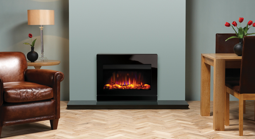 Riva2 670 Electric Designio2 Glass Fire