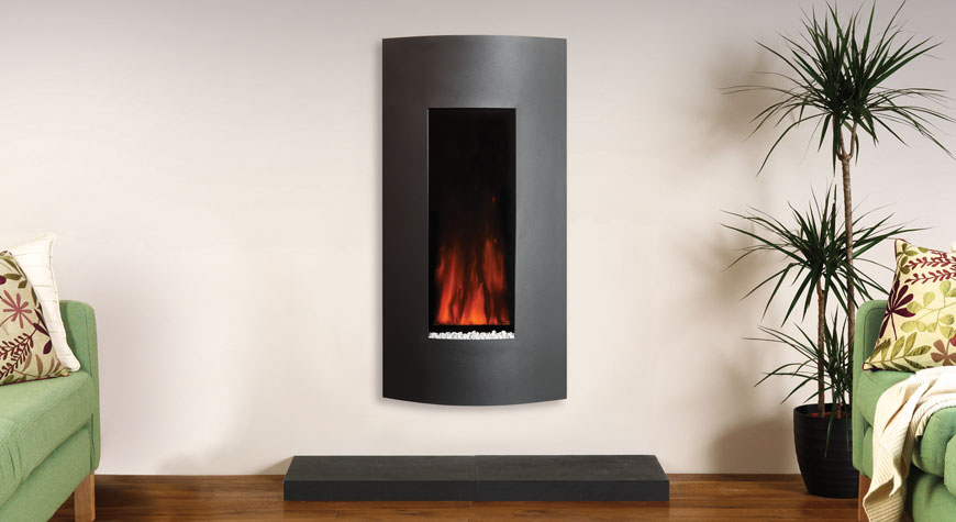 Studio 22 Verve Electric Wall Mounted Fire