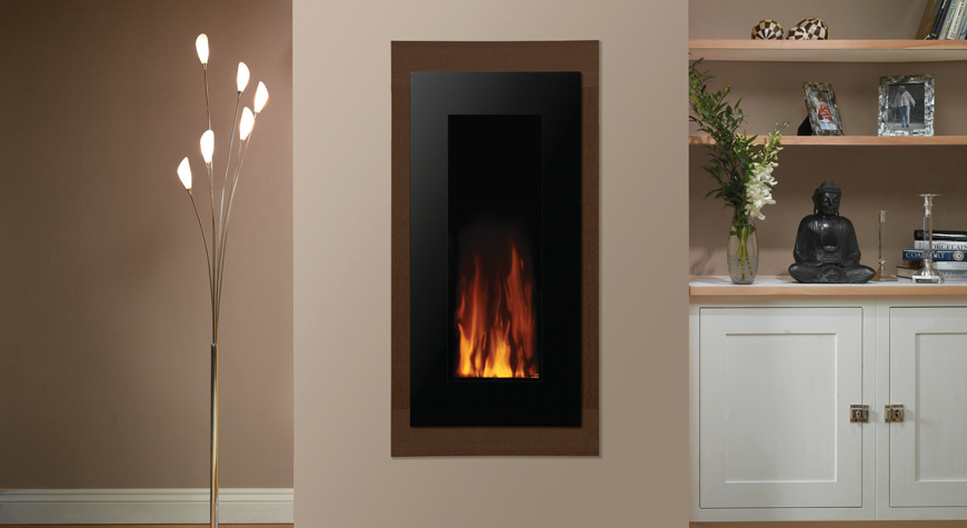 Studio 22 E-Motiv Electric Wall Mounted Fire