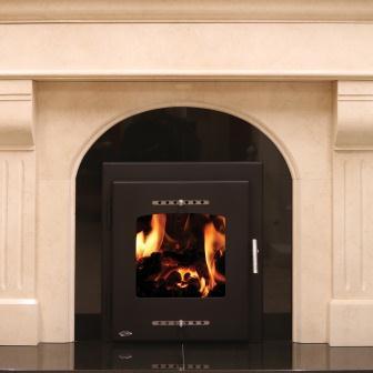 Sperrin Fireplace Door