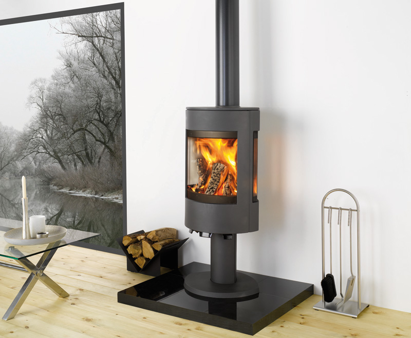Dovre Astroline 3CB 10kW Stove Wood Burning or Multi-fuel Versions