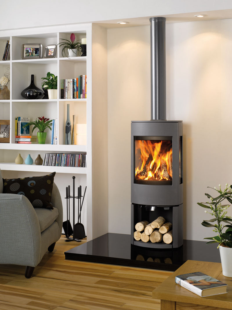 Dovre Astroline 4CB 10kW Stove Wood Burning or Multi-fuel Versions
