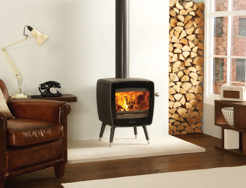Dovre Vintage 35 7kW Woodburning Stove