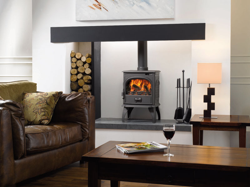 Dovre 250 4.9kw Multi-fuel & Wood Burning Stove Versions
