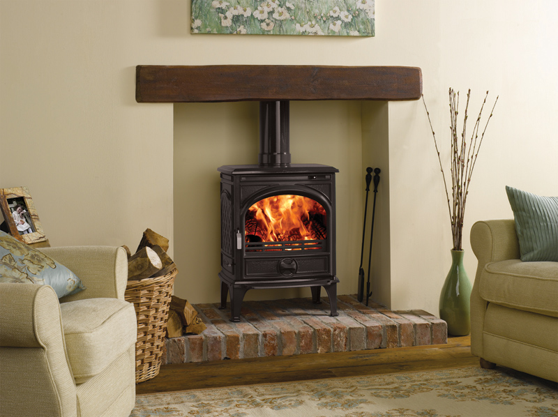 Dovre 425 8kW Stove Wood Burning or Multi-fuel Versions