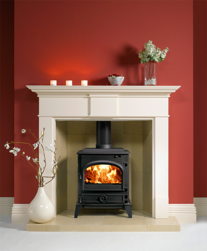 Dovre 500 8kW Stove Wood Burning or Multi-fuel Versions