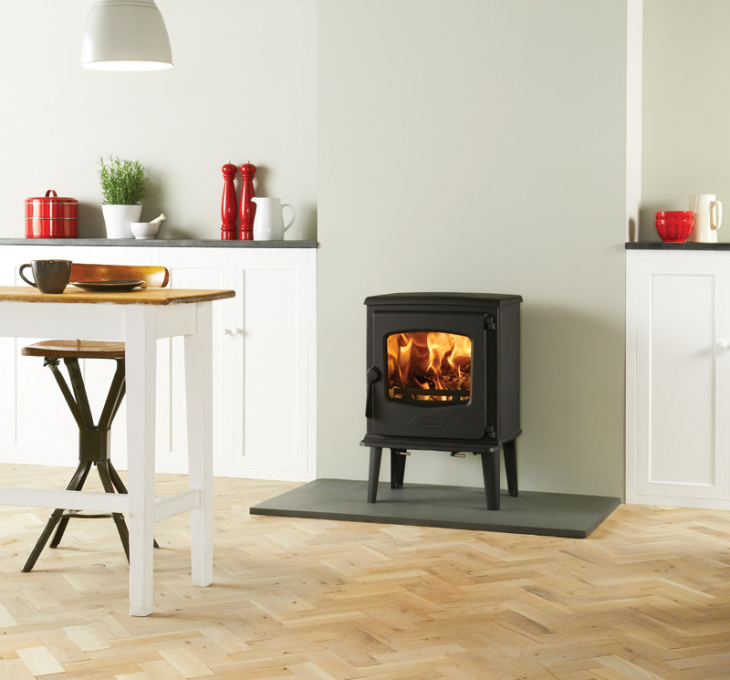Dovre 525 8kW Stove Woodburning or Multifuel Versions