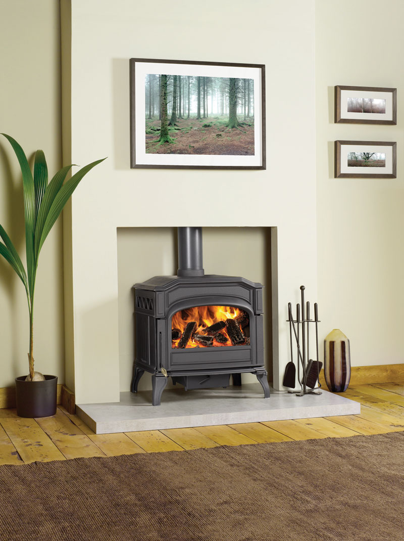 Dovre 700 Multi-fuel and Wood burning Stove