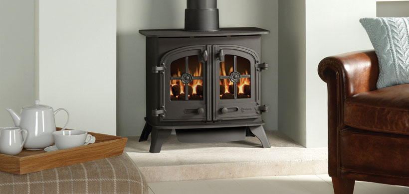 Yeoman Devon 9kW Woodburning & Multifuel Stove