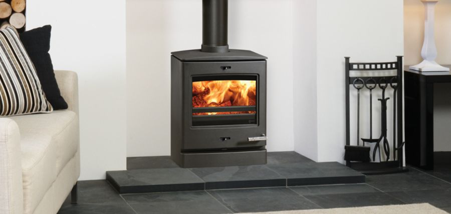 Yeoman CL5 5kW Multifuel Stove