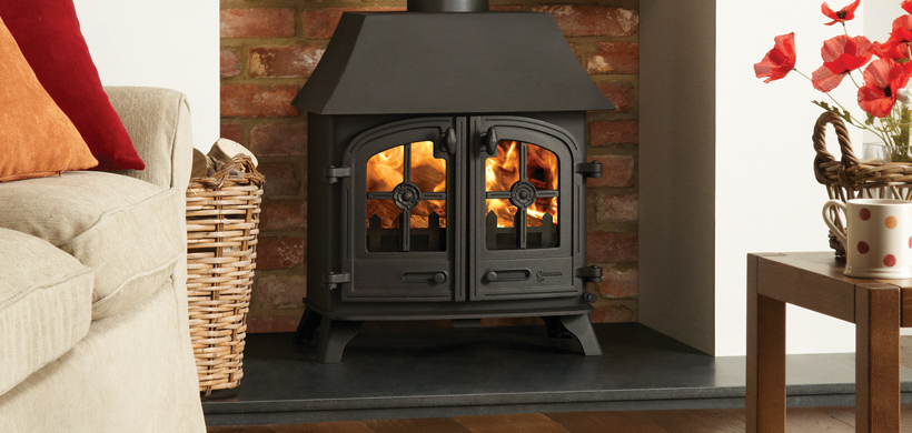 Yeoman Exe 4.9kW Woodburning & Multifuel Stoves