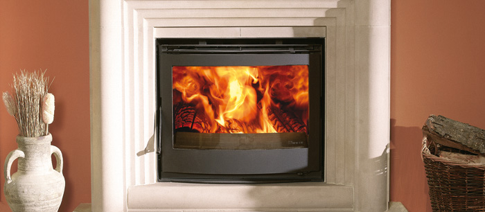 Dovre 2520 Wood and Multifuel Cassette