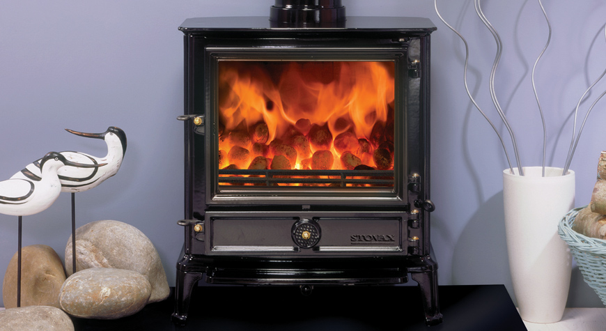 Stovax Brunel 3CB 7kW Wood & Multi-fuel Stove
