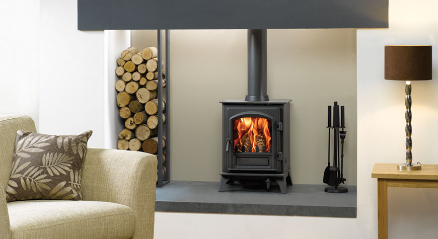 Stovax Riva Plus Small 5kW Stove