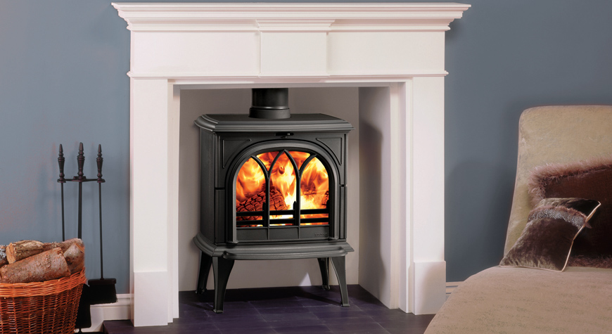 Stovax Huntingdon 35 7.5kW Woodburning and multifuel Stove