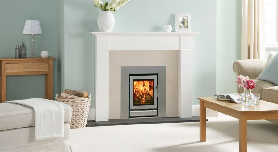 Riva 40 Woodburning & Multifuel Inset Fires