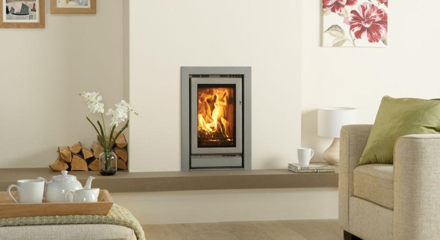 Riva 45 Woodburning & Multifuel Inset Fires