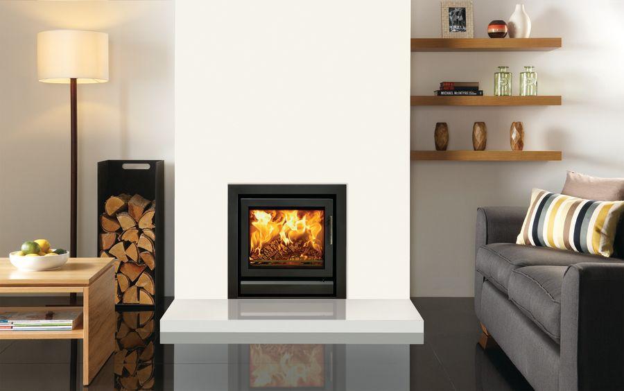 Riva 50 Woodburning & Multifuel Inset Fires