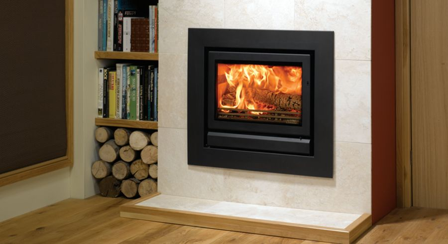 Riva 66 Woodburning & Multifuel Inset Fire