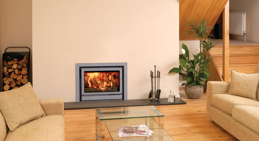 Riva 76 Woodburning Inset Fire