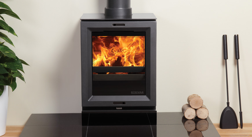 Stovax View 3 Woodburning & Multifuel Stoves