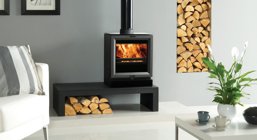 Stovax View 5 Woodburning & Multifuel Stove