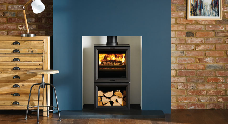 Stovax View 5 Midline Woodburning & Multifuel Stoves