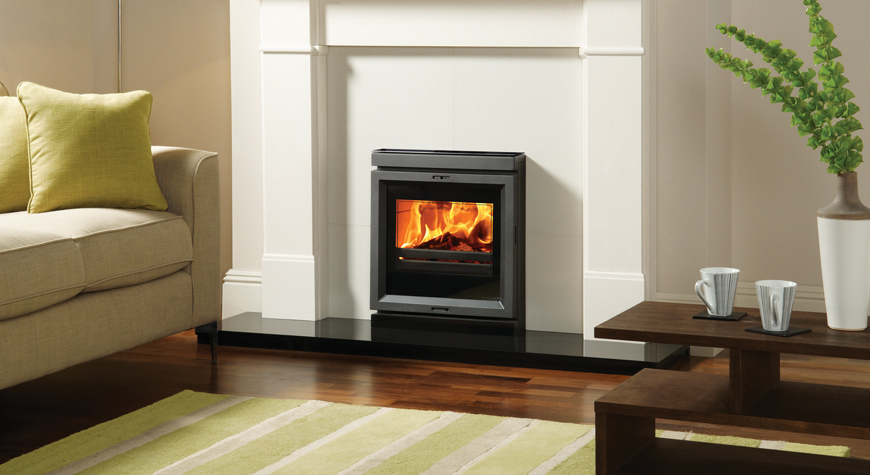 Stovax View 7 Woodburning & Multifuel Inset Convector Stove