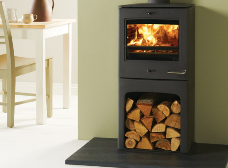Yeoman CL5 Highline Woodburning & Multifuel Stoves
