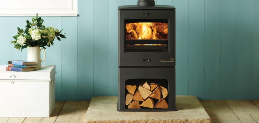 Yeoman CL5 Midline Woodburning & Multifuel Stove