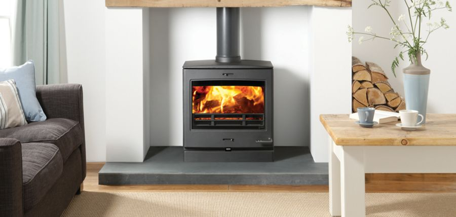 Yeoman CL8 Woodburning & Multifuel Stove