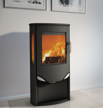 Lotus Prio 6 7kW Woodburning Stove