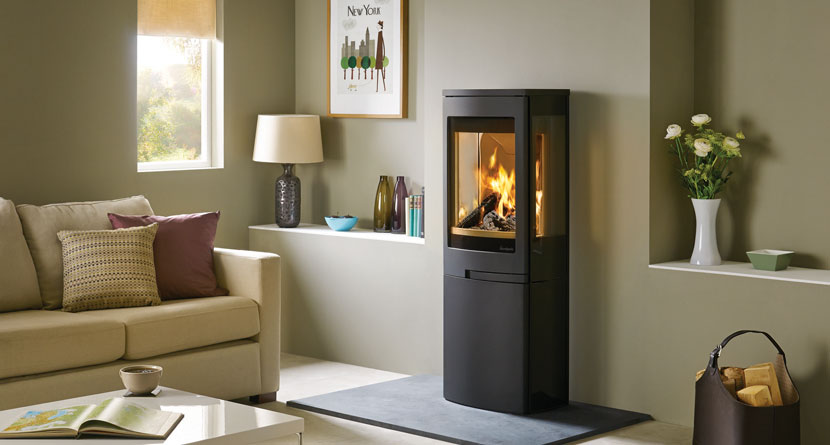 Nordpeis Duo 4 5kW Woodburning Stove