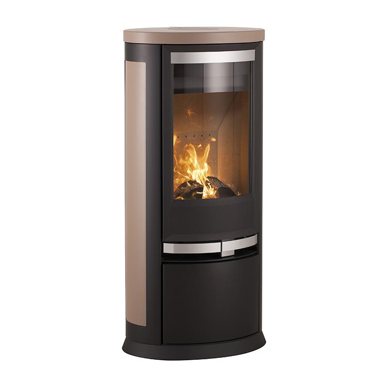 Heta Oura 200 Ceramic 7kW Woodburning Stove