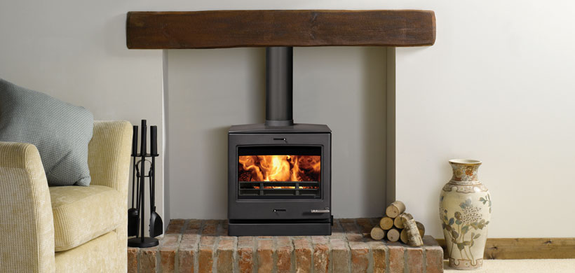 Yeoman CL8 HB Multifuel Boiler Stove