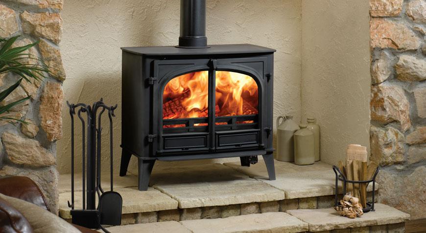 Stovax Stockton 14HB High Output Boiler Stove