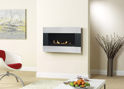 Burley Latitude Flueless Gas Fire
