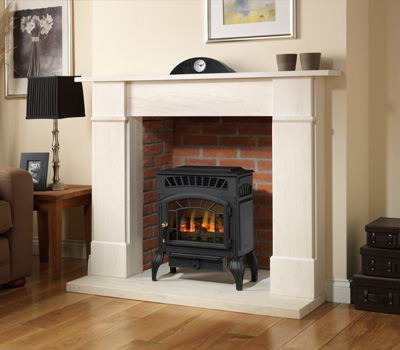 Burley Esteem Flueless Gas Fire