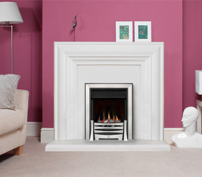 Burley Perception Flueless Gas Fire
