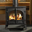 Stovax Stockton 8kw or 11kw Double Sided Woodburning or Multi fuel Stove