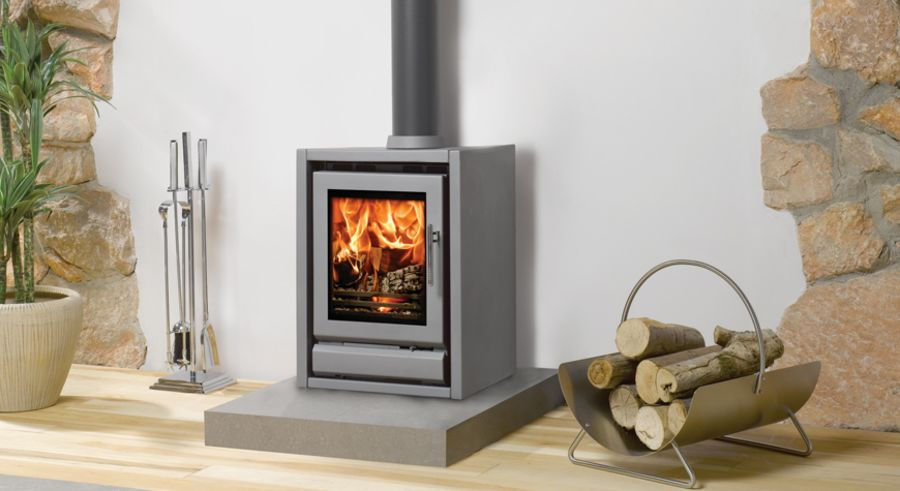 Stovax Riva F40 Freestanding Woodburning and Multifuel Stove