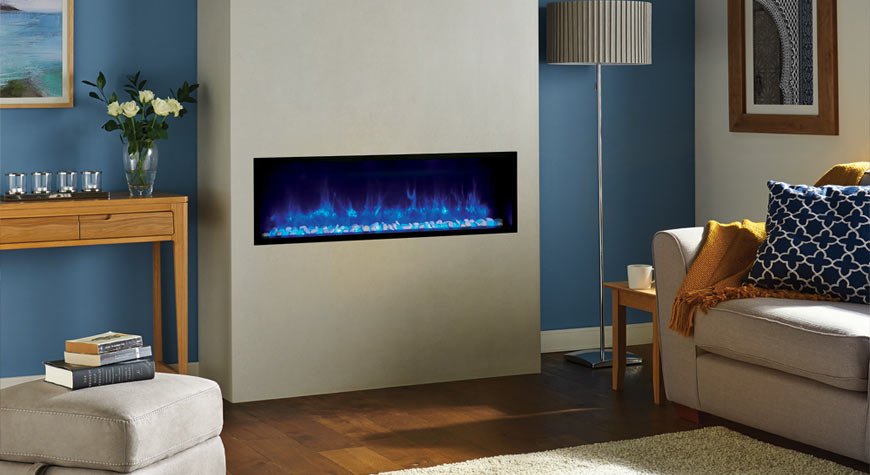 Radiance Inset Edge Electric Fire