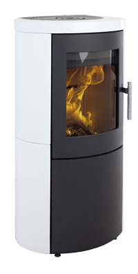 Heta Scan-Line 800 6kW Ceramics Woodburning Stove
